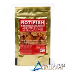 Rotifish Artemia Pul Yem 20Gr.
