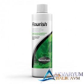 Seachem Flourish 100ml Bitki Gübresi