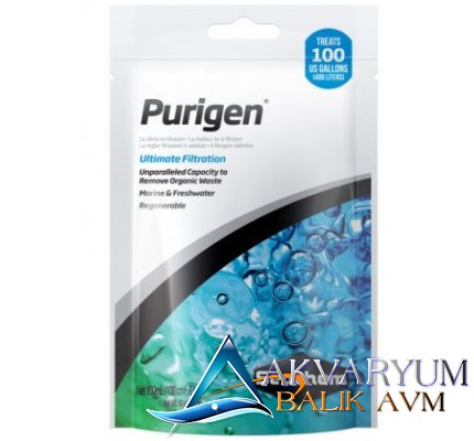 Seachem Purigen 100ml / 60gr Fileli