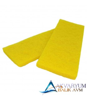 Sobo Biolojik Filtre Süngeri Sarı 32x12x2cm 2 Adet