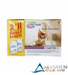 Spectrum Kitten Yeni Doğan Yavru Kedi Maması 400+400 Gr