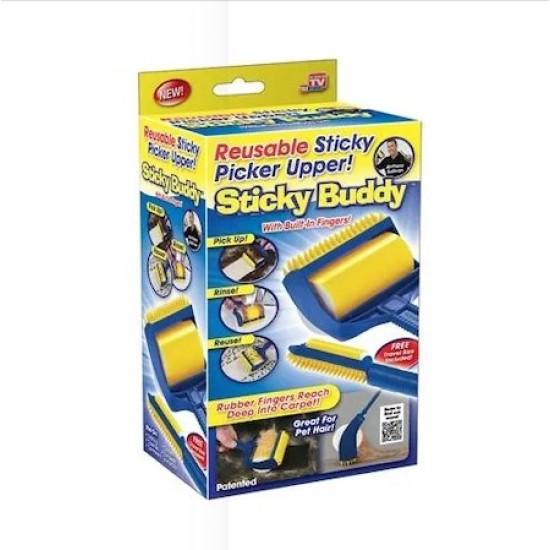 Sticky Buddy Tüy Toplayıcı Yapışkan Fırça