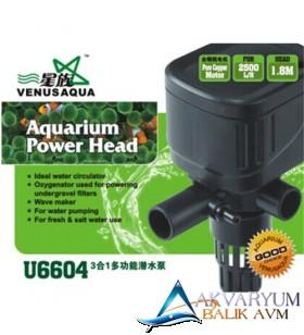 Venusaqua U-6604 Kafa Motoru