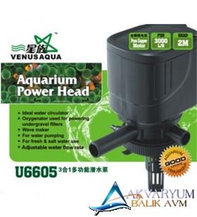 Venusaqua U-6605 Dalga Motoru