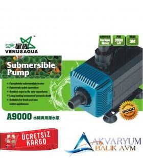 Venusaqua A 9000 Sump Motoru 3500 L/h 75 W