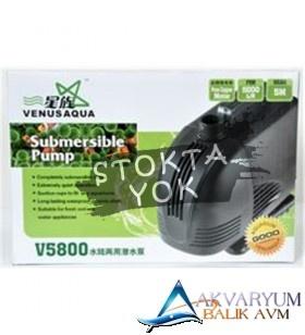Venusaqua V5800 Sump Motoru 5000 Lt/Saat