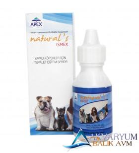 Apex Naturals Plus Köpek Tuvalet Eğitim Spreyi 50 ml