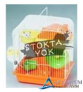 Youda YD-258 Hamster Kafesi 22.5X17X25 cm
