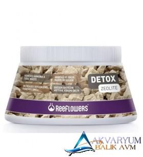 Reeflowers Detox-Zeolite 500 Gr