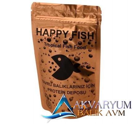 Happy Fish Yavru Balık Yemi 100 Gram