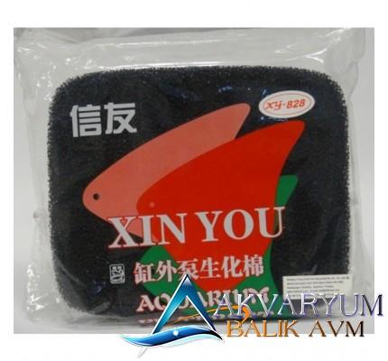 XY828 Dış Filtre Süngeri Jebo ve Lifetech Serisi 825-828-829