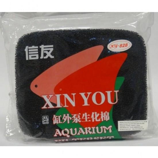 XY828 Dış Filtre Süngeri Jebo ve Lifetech Serisi 825-828-829 Akvaryum Malzemeleri