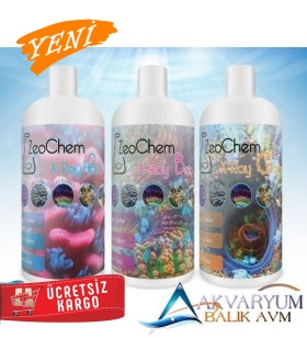 ZeoChem X Ray ( Alfa - Beta - Gama) 3 x 1000 ml Set