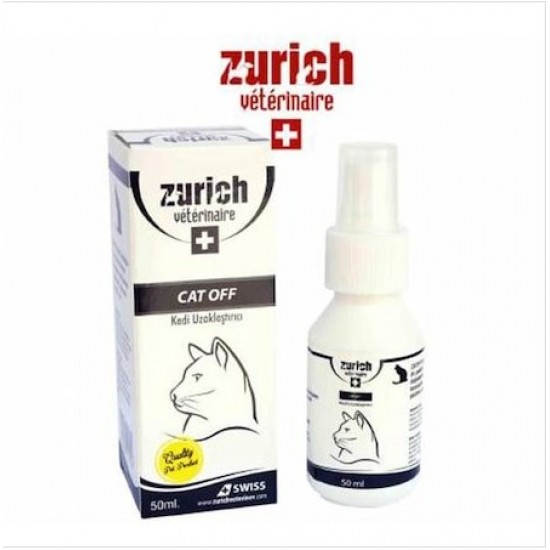 Zurich Cat Off Kedi Uzaklaştırıcı Sprey 50ml