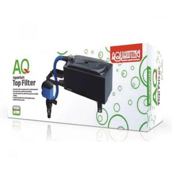 Aq1000f Akvaryum Tepe Filtresi 15w 880l/h