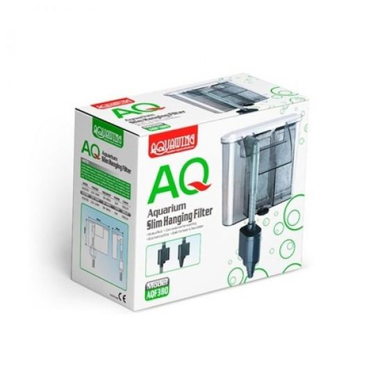 AQF380-Aquawing Slim Şelale Filtre 3,5W 380L/H