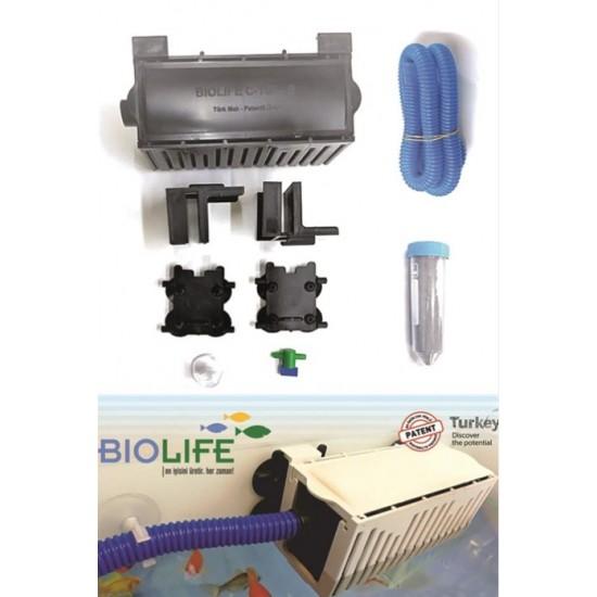 Biolife  C-160 - S Tekli Flora Akvaryum İç Filtre Sistemi.  Akvaryum Malzemeleri