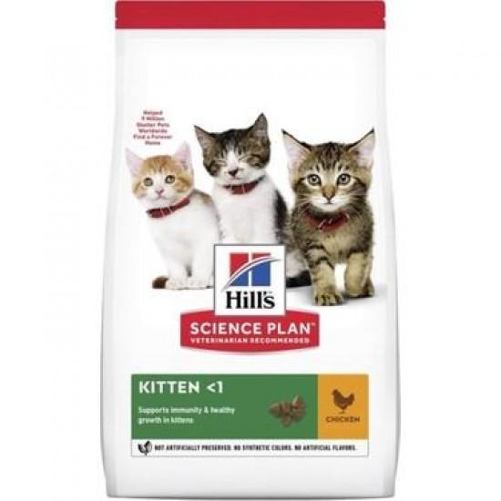 Hill's Kitten Tavuklu Yavru Kedi Maması 5+2= 7 KG