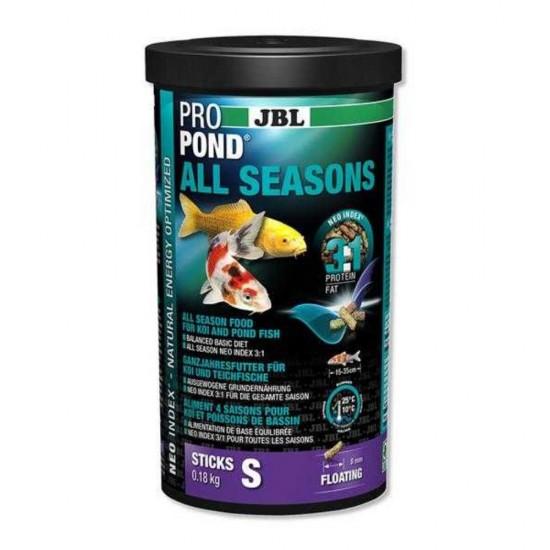 JBL Pro Pond  Yemi 0,18K Balık Yemleri