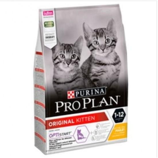 Pro Plan Kitten Junior Yavru Kedi Maması 3 Kg Kedi Ürünleri