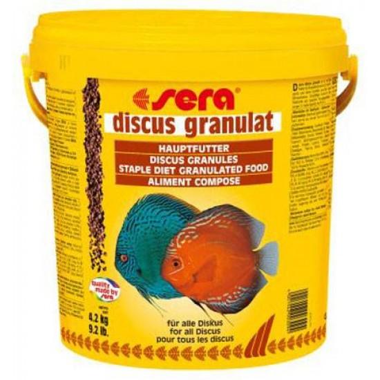 Sera Discus Granulat Balık Yemleri