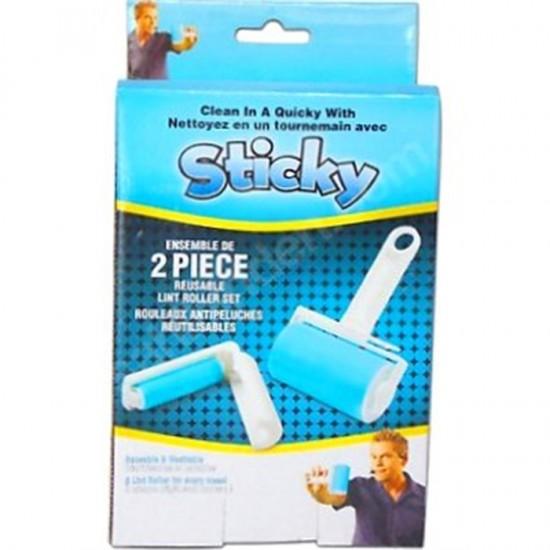 Sticky Tüy Toplama Rulosu 2li Paket Kedi Ürünleri