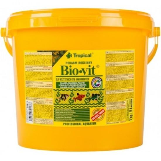 Tropical Bio-Vit Bitkisel Pul Yem (Kovadan Bölme)