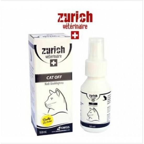 Zurich Cat Off Kedi Uzaklaştırıcı Sprey 50ml Kedi Ürünleri